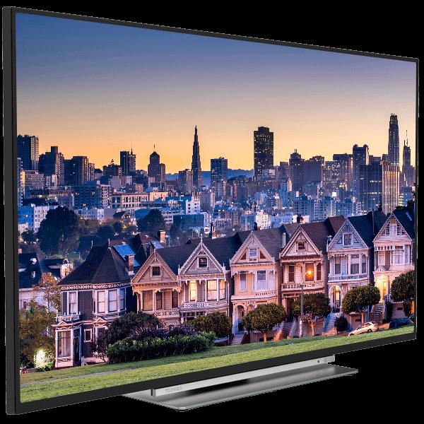 "55"" Toshiba Ultra HD TV 55584-4kmi1-perspective1"