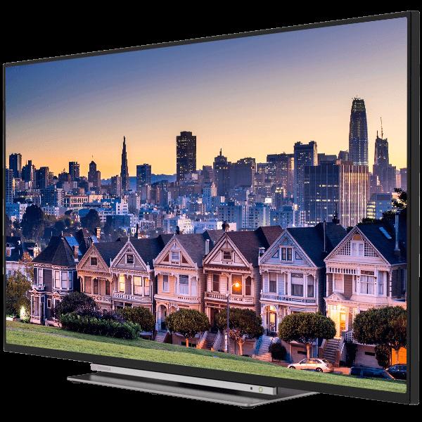 "55"" Toshiba Ultra HD TV 55584-4kmi1-perspective3"