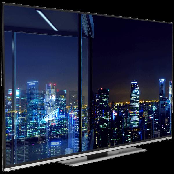 "49"" Toshiba Ultra HD TV 55586-persp1"