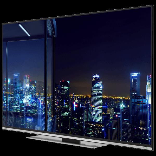 "49"" Toshiba Ultra HD TV 55586-persp3"