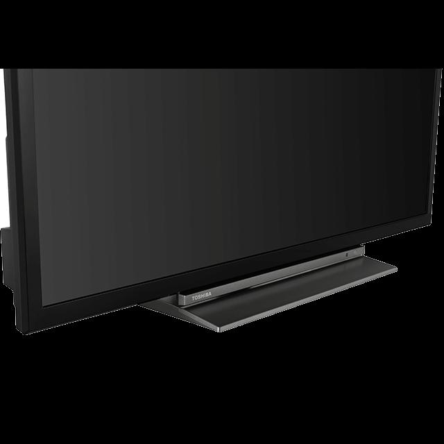 "32"" Toshiba Full HD TV Detail-03-32580-dledbms-582titaniumsilver-cltitaniumsilver-black"