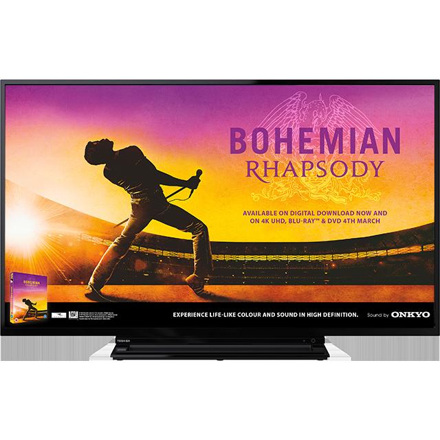 "43"" Toshiba Ultra HD TV Front-3b7447032623"