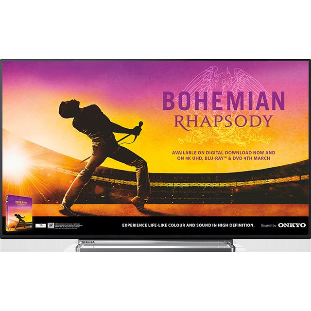 "49"" Toshiba Ultra HD TV Front-9700ae031082"