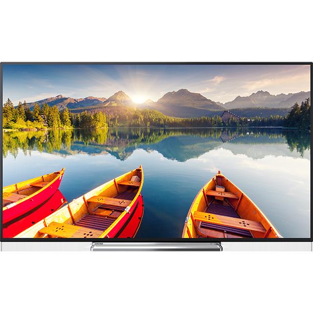 "65"" Toshiba Ultra HD TV Front-abb668009737"