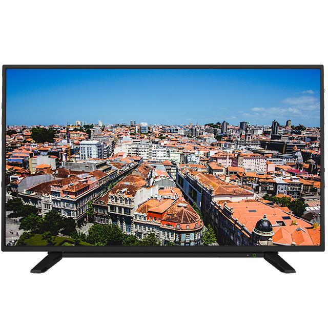 "50"" Toshiba Ultra HD TV Front"