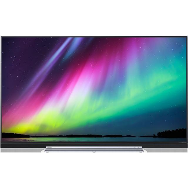 "49"" Toshiba XUHD TV Front"