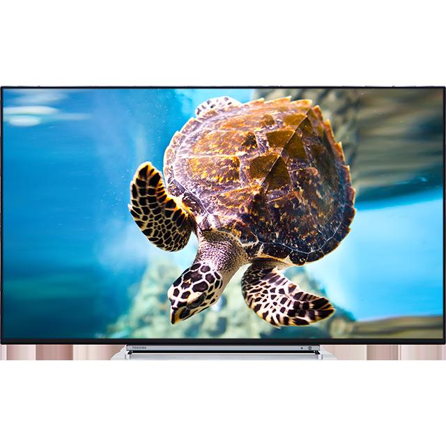 Toshiba U6763DB 43-Inch 4K UHD Smart TV