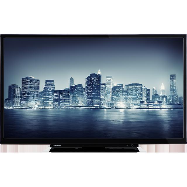 "32"" Toshiba Full HD TV Front"