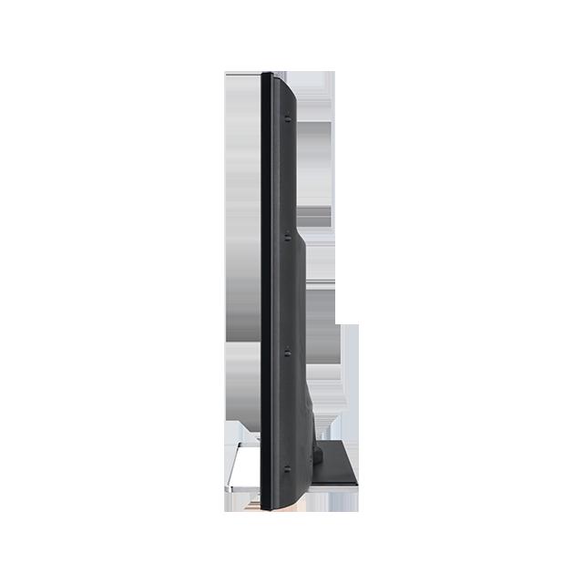 "65"" Toshiba Ultra HD WLAN TV Left"