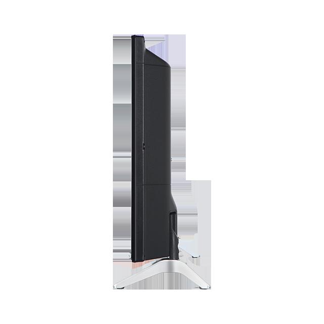"49"" Toshiba Full HD WLAN TV Left"