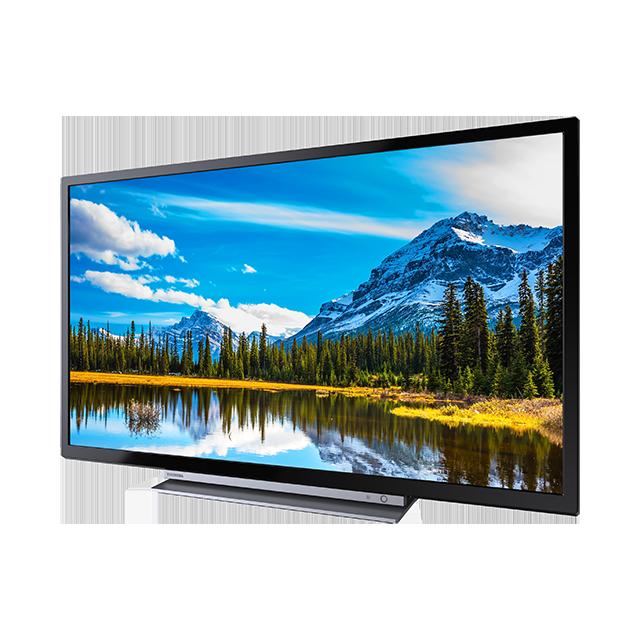 "32"" Toshiba Full HD WLAN TV Perspective-2"