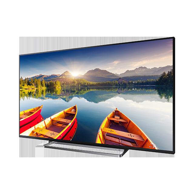 "49"" Toshiba Ultra HD TV Perspective-2"