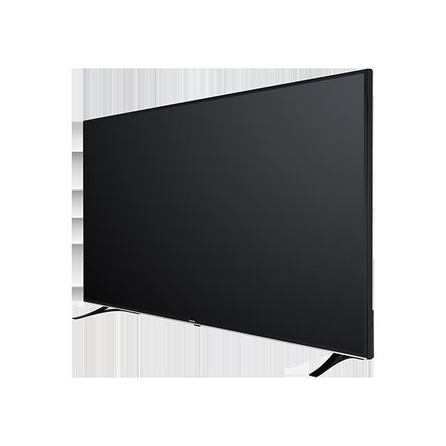 "75"" Toshiba Ultra HD TV Perspective-2"