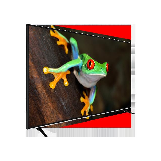"75"" Toshiba Ultra HD TV Perspective"