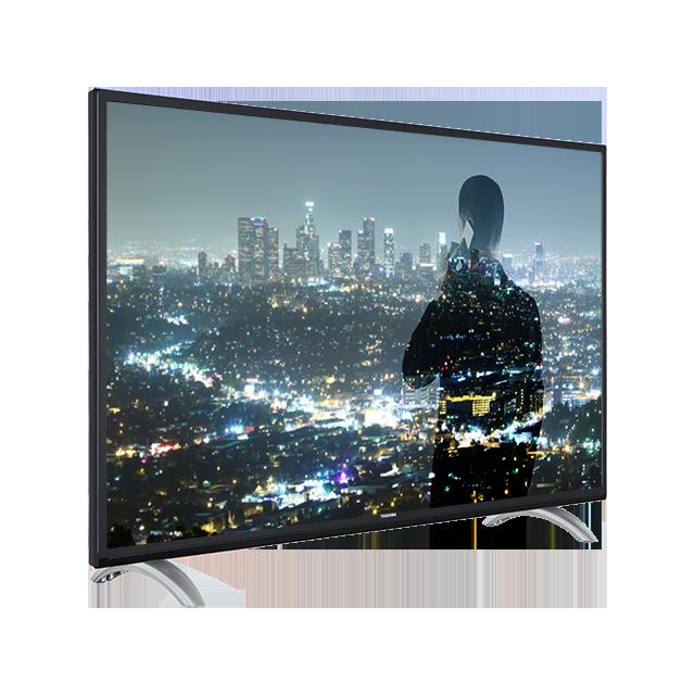 "48"" Toshiba Full HD WLAN TV Perspective"