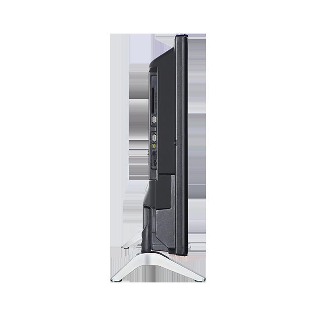 """49"""" Toshiba Full HD WLAN TV Right"""