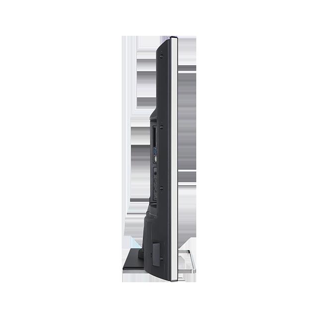 "49"" Toshiba Ultra HD WLAN TV Right"