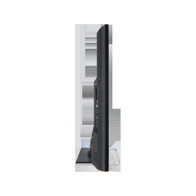 "55"" Toshiba Ultra HD WLAN TV Right"