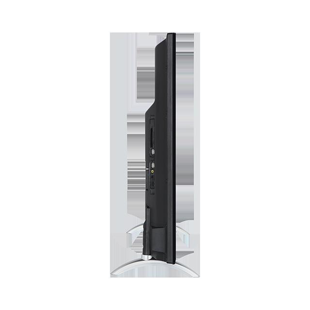 """48"""" Toshiba Full HD WLAN TV Right"""