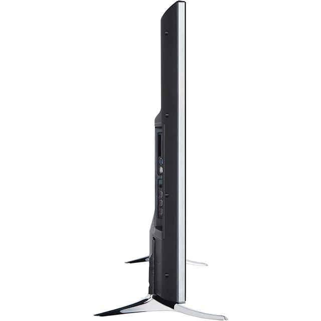 "65"" Toshiba Ultra HD WLAN TV Right"