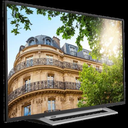 "55"" Toshiba Ultra HD TV 43580-ms-5-perspective1-1 Thumbnail"