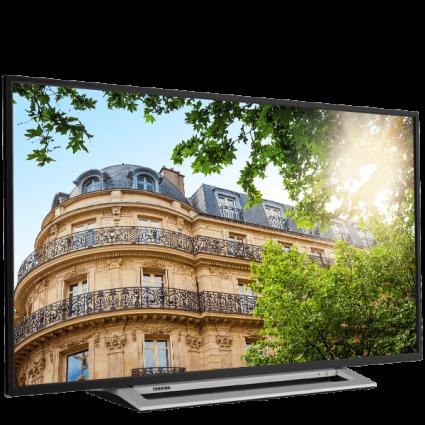 "55"" Toshiba Ultra HD TV 43580-ms-5-perspective2-1 Thumbnail"