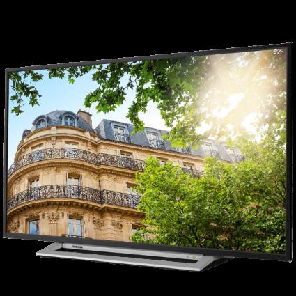 "55"" Toshiba Ultra HD TV 43580-ms-5-perspective3-1 Thumbnail"