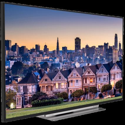 "55"" Toshiba Ultra HD TV 55584-4kmi1-perspective1 Thumbnail"