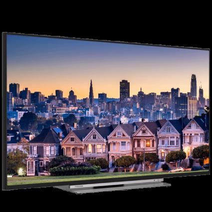 "55"" Toshiba Ultra HD TV 55584-4kmi1-perspective2 Thumbnail"