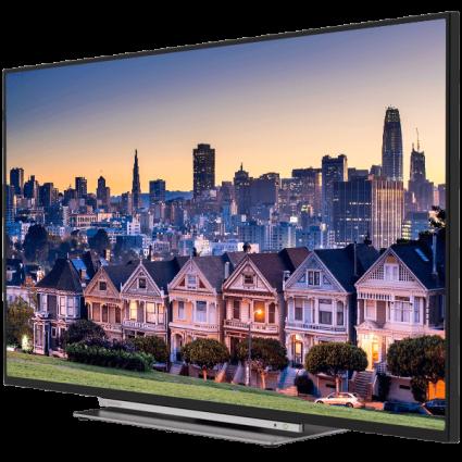 "55"" Toshiba Ultra HD TV 55584-4kmi1-perspective3 Thumbnail"