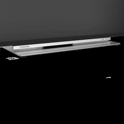 "55"" Toshiba Ultra HD TV 55584-4kmi1-stand Thumbnail"