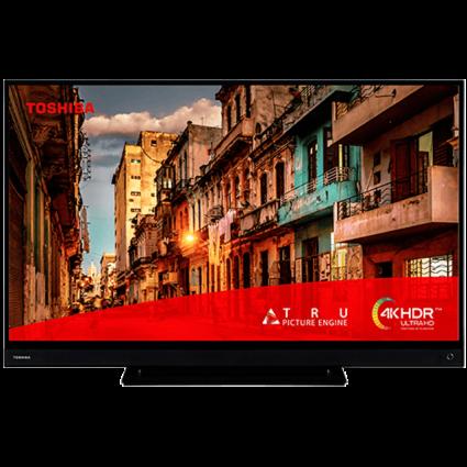 "49"" Toshiba Ultra HD TV 55tl5a63dg-front-screenfill Thumbnail"