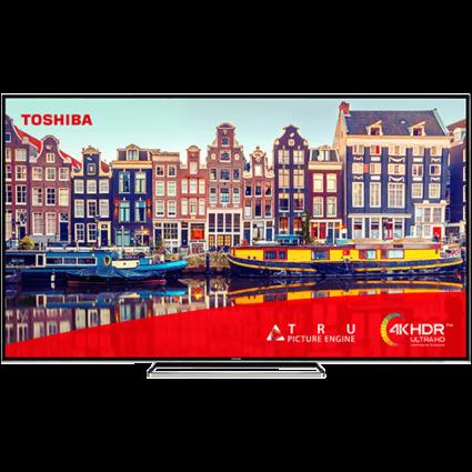 "75"" Toshiba Ultra HD TV 75vl5a63da-front-screenfill Thumbnail"