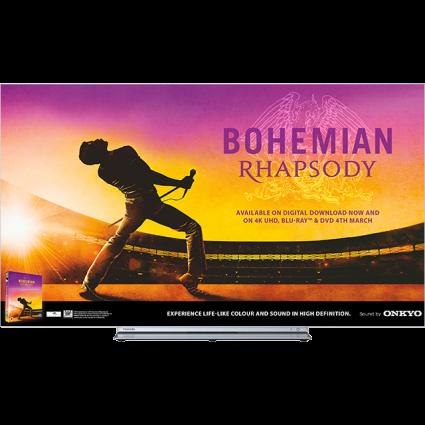 "55"" Toshiba OLED TV Front-7a6d7e016861 Thumbnail"