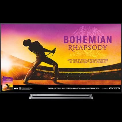 "49"" Toshiba Ultra HD TV Front-9700ae031082 Thumbnail"