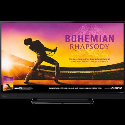 "49"" Toshiba Ultra HD TV Front-b213f5028020 Thumbnail"