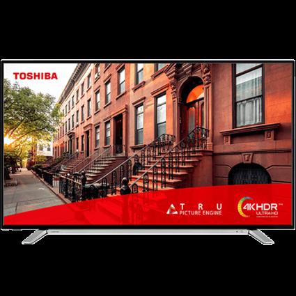 "49"" Toshiba Ultra HD TV Front-fill-55ul2a63db Thumbnail"