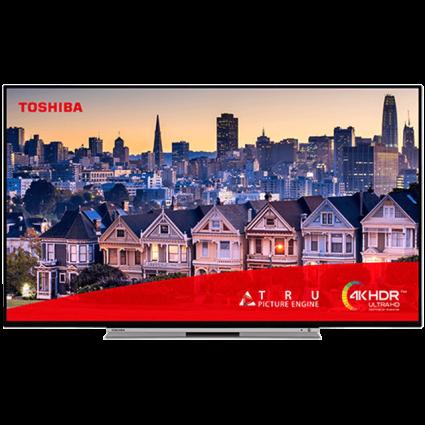 "55"" Toshiba Ultra HD TV Front-fill-55ul5a63db Thumbnail"