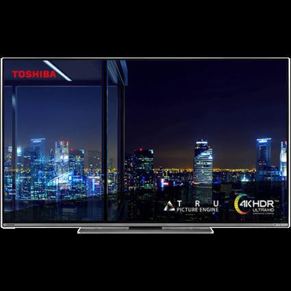 "49"" Toshiba Ultra HD TV Front-fill-55ul7a63db Thumbnail"
