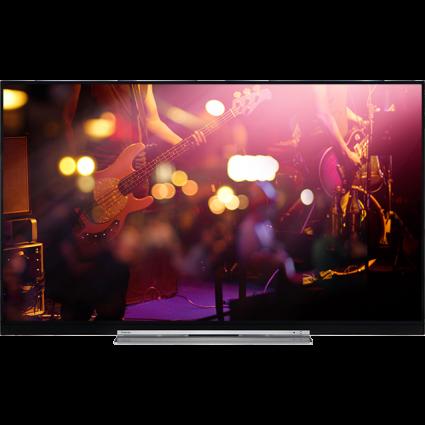 "55"" Toshiba XUHD WLAN TV Front Thumbnail"