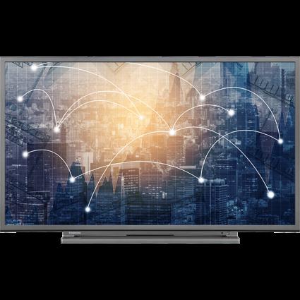 "39"" Toshiba Full HD WLAN TV Front Thumbnail"