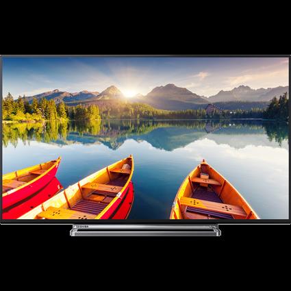 "49"" Toshiba Ultra HD TV Front Thumbnail"