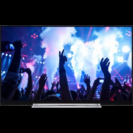 "49"" Toshiba XUHD WLAN TV Front Thumbnail"