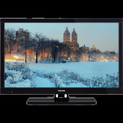 22 Zoll Toshiba Full HD TV Front Thumbnail