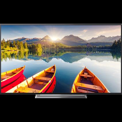 "65"" Toshiba Ultra HD TV Front Thumbnail"