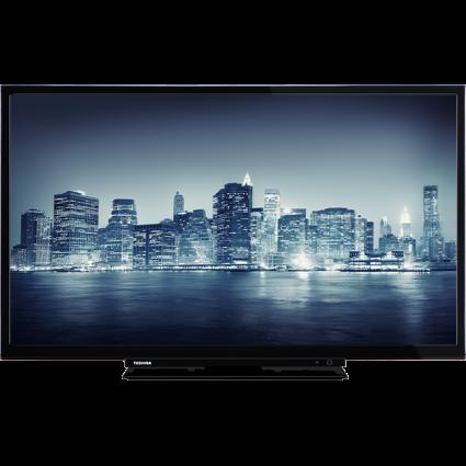 "32"" Toshiba Full HD TV Front Thumbnail"