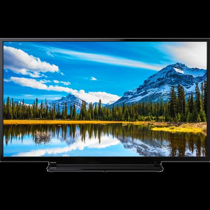 "40"" Toshiba Full HD WLAN TV Front Thumbnail"