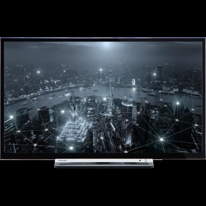 "32"" Toshiba Full HD WLAN TV Front Thumbnail"