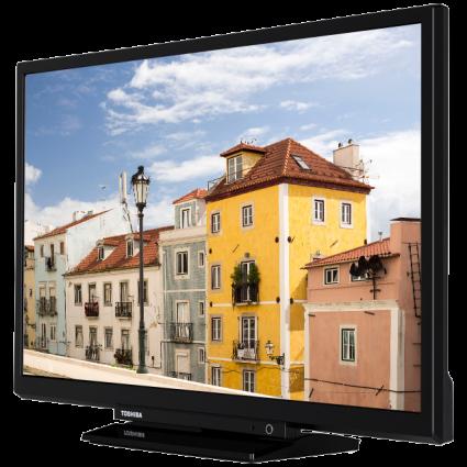 """24"""" Toshiba Full HD WLAN TV Perspective-02-24480-vnb-ledbms-522black-clblack-black Thumbnail"""