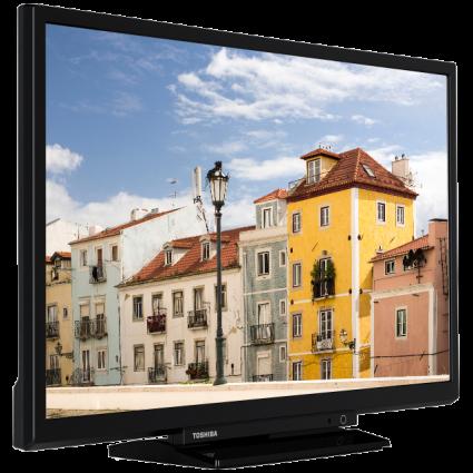 """24"""" Toshiba Full HD WLAN TV Perspective-24480-vnb-ledbms-522black-clblack-black Thumbnail"""